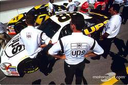 Preparándose para la carrera: Dale Jarrett