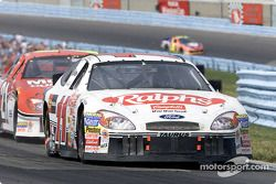 Brett Bodine finished 13th at his home track of Watkins Glen