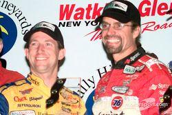 Victoire pour Andretti et Petty