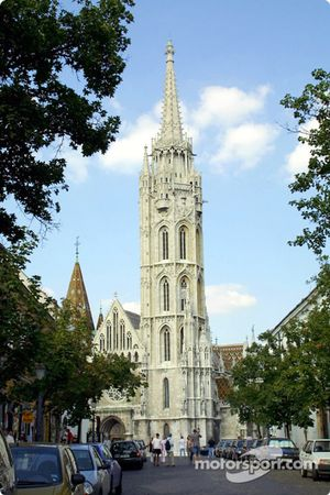 Iglesia Matthias