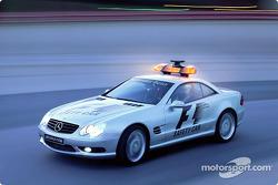 yeni Mercedes-Benz CL 55 AMG Güvenlik Aracı
