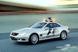 El nuevo Safety Car Mercedes-Benz CL 55 AMG