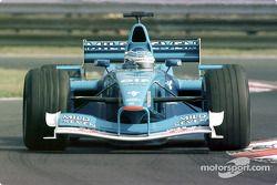 Джанкарло Физикелла, Benetton