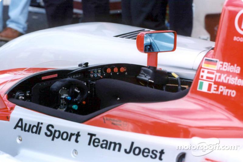 Audi on the grid