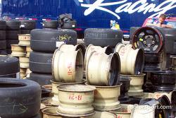 Zona de garage de Goodyear