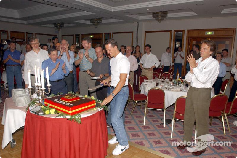 Die WM-Party im Kempinski-Hotel in Budapest