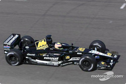 Minardi August test sessions