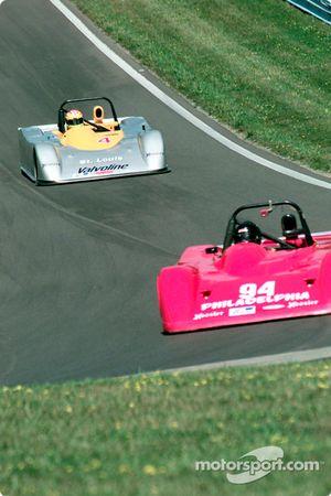 Darryl Shoff et Duke Johnson