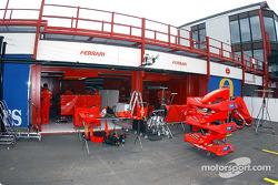Stand Ferrari