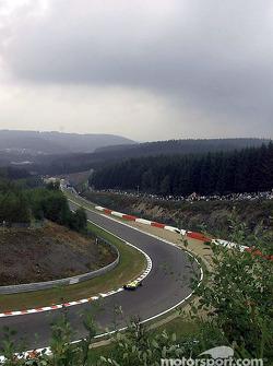 Magnifique paysage à Spa-Francorchamps