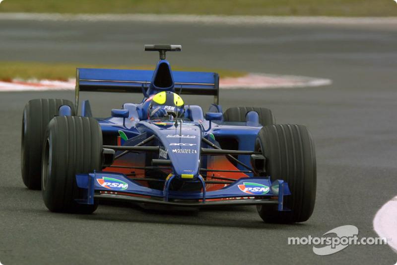 Luciano Burti - 15 GPs