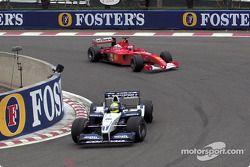 Ralf Schumacher ve Rubens Barrichello