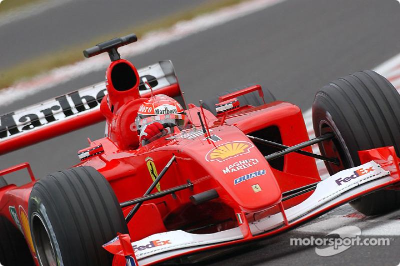 2001 Belçika GP