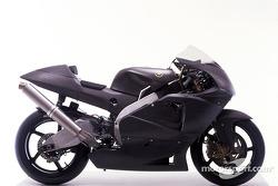 Presentación del Yamaha YZR-M1