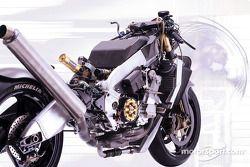 Présentation de la Yamaha YZR-M1