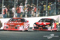 Dale Earnhardt Jr. Et Ricky Rudd