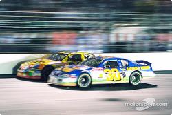 Jeff Green y Ken Schrader
