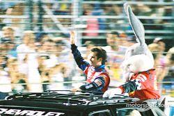 Jeff Gordon et Bugs Bunny