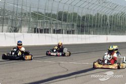 Photo Finish : Clauton Prater, Winberg et Miller