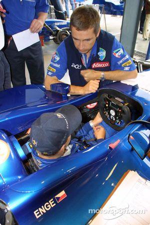 Premier GP pour Tomas Enge