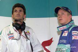 Kimi Raikkonen looking forward to his future with McLaren
