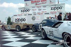 1,2,3-GT40,Shelby,GT40