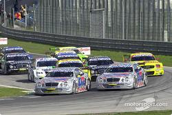Start: Bernd Schneider, D2 AMG Mercedes, Mercedes-Benz CLK-DTM
