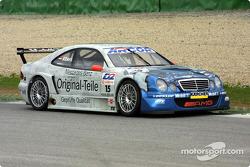 Christijan Albers, Original-Teile AMG Mercedes, Mercedes-Benz CLK-DTM