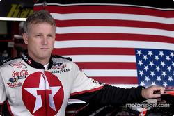 Ricky Rudd y NASCAR están listos para mostrarle a los Estados Unidos su apoyo