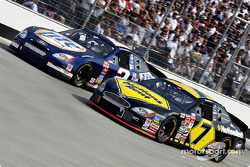 Batalla entre Mike y Rusty Wallace