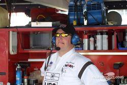 Brad Parrott, Robert Yates Racing