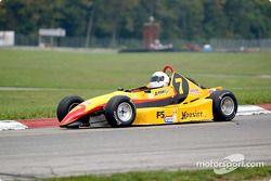 Course 3, Formula 500: Larry Svaton