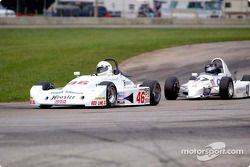 Race 3, Formula 500: Calvin Stewart