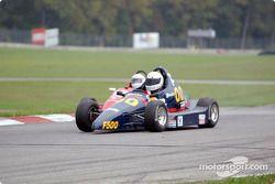 Course 3, Formula 500: Ron Hyman