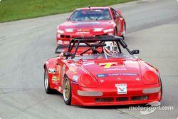 Race 9, Grand Touring 2: Gus Rosenberg