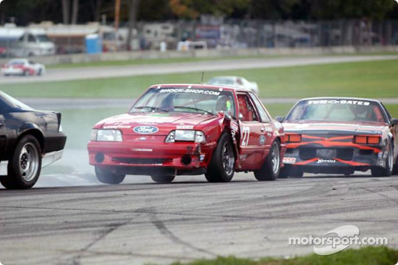 Course 12, American Sedan: Chris Billings