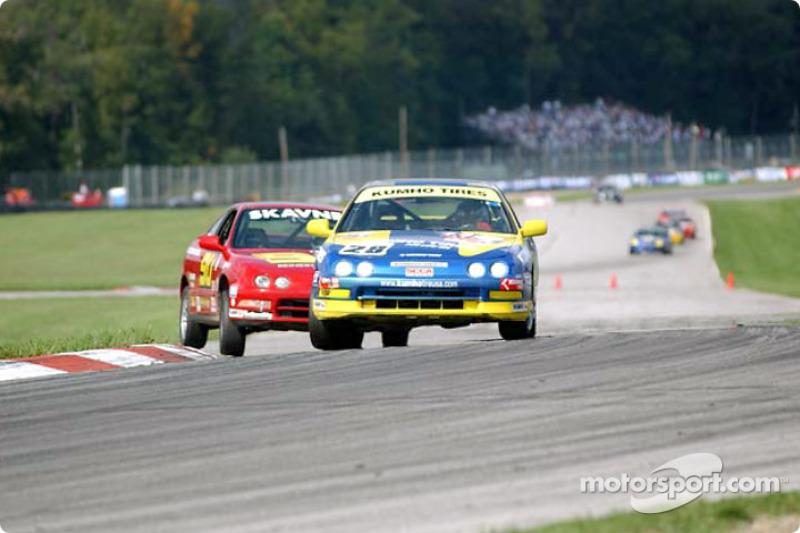 Race 13, Showroom Stock B: Juergen Baumann