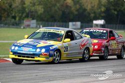 Race 13, Showroom Stock B: Juergen Baumann and Kristian Skavnes