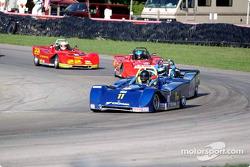 Course 15, Spec Racer Ford: Brent Waltz en tête de peloton