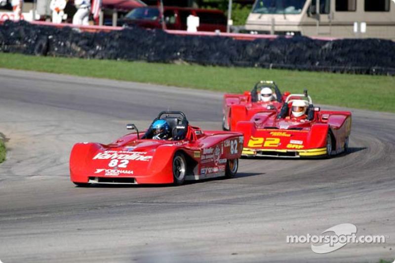 Course 15, Spec Racer Ford: Michael Dirienzo