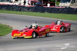 Course 15, Spec Racer Ford: Terry Clyburn et Kim Knapp