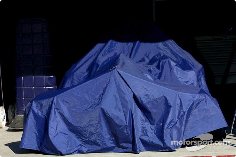 Prost garage