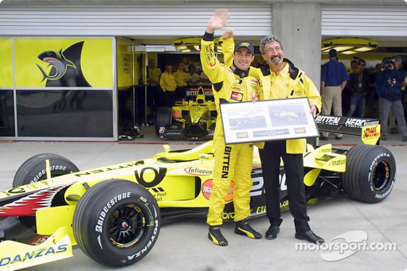 Jean Alesi - 201 Grands Prix