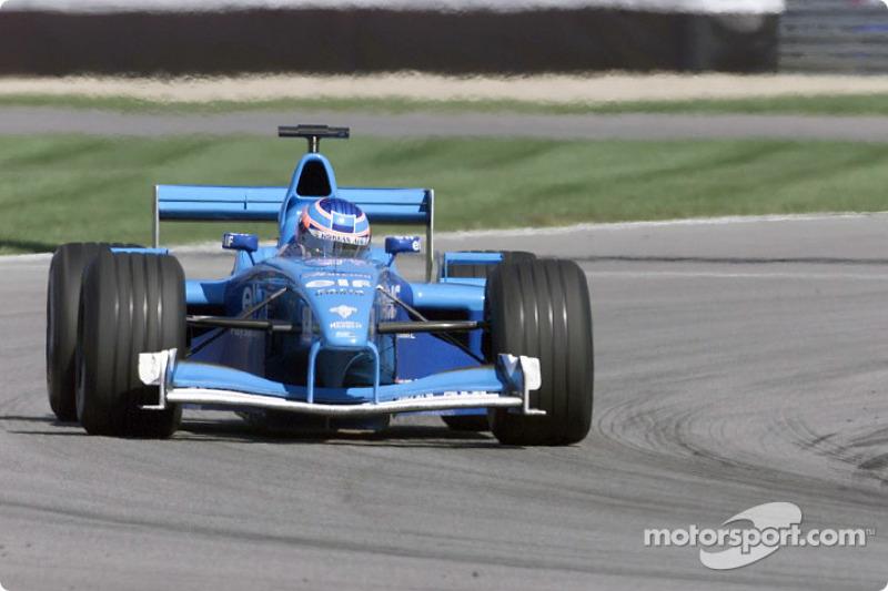 Benetton (1986-2001)