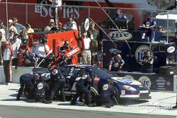 Pitstop for Rusty Wallace