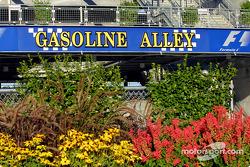 Bienvenue à Gasoline Alley