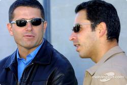 Invités spéciaux: Gil de Feran et Helio Castroneves