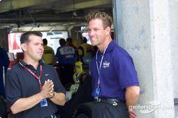 Donnie Beechler et Greg Ray
