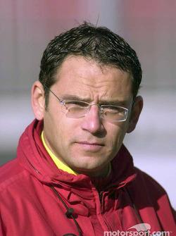 Hans-Jürgen Abt, Abt Sportsline, Teamchef