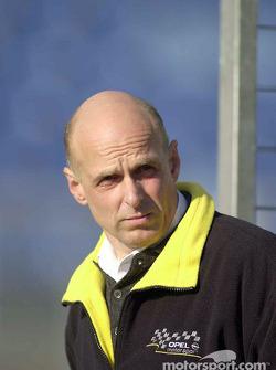 Volker Strycek, Opel-Sportchef